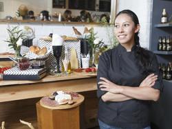 Chef. Jessica Luna