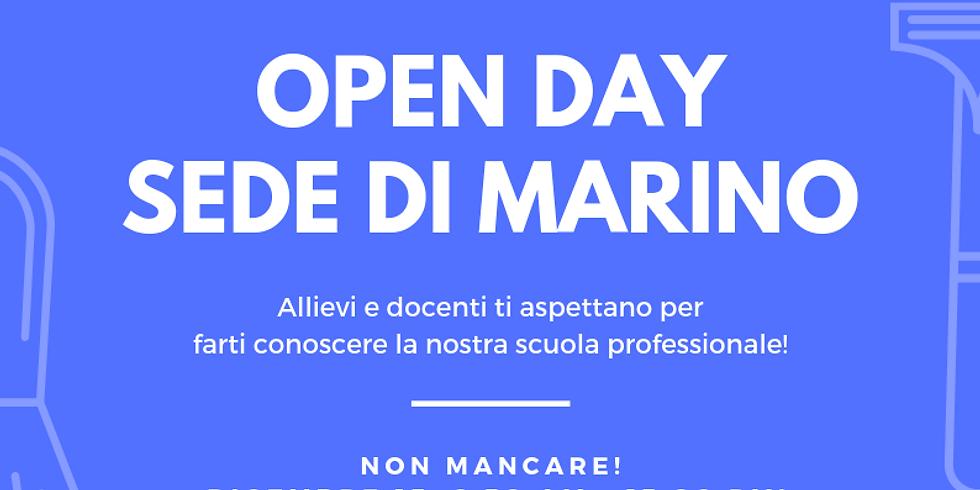 OPEN DAY: Sede di Marino