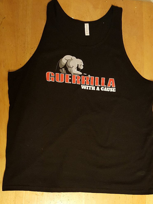 Guerrilla With A Cause Black Tank
