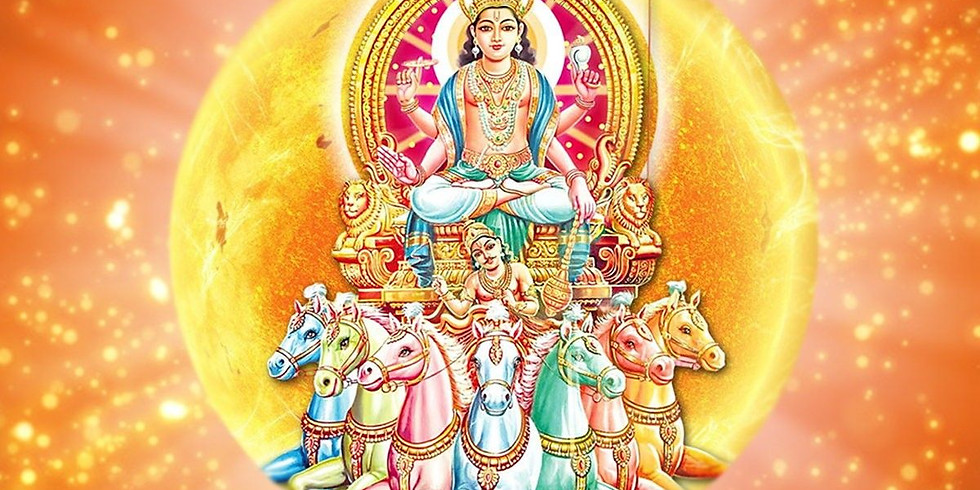 Special Healing Yagya: on the birth of the Sun by 16 Pundits (Priests)