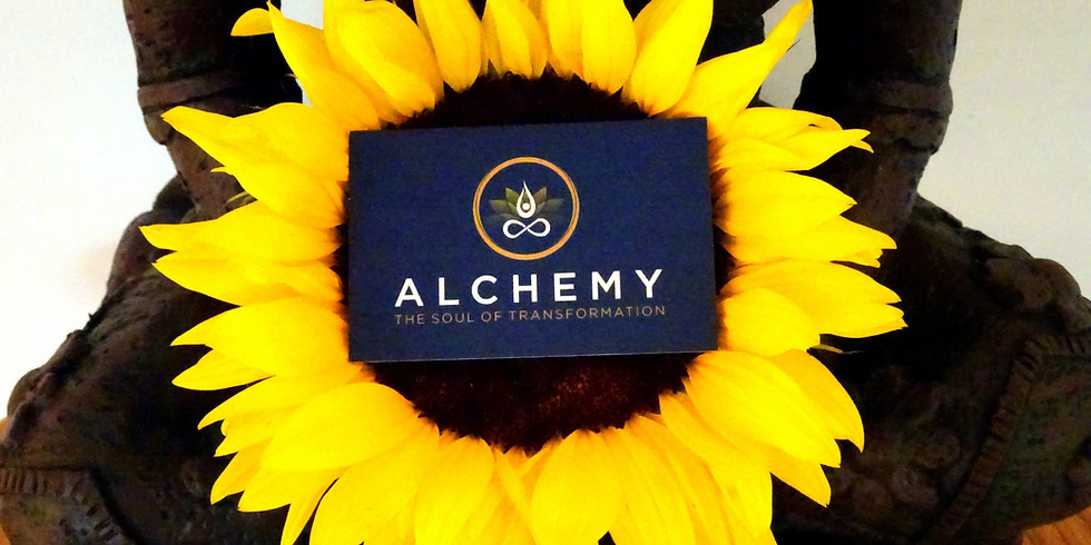 Save the Date!  Alchemy Retreat!  The Journey of Ascension