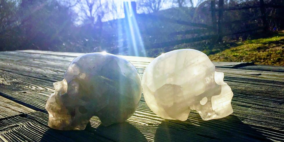 Crystal Skull Activation