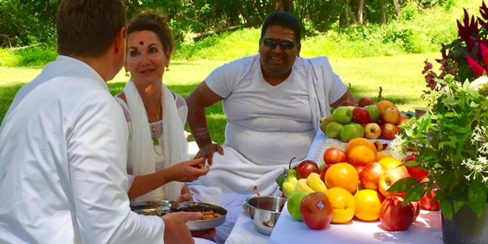 Free Public Yagya for Abundance, Health, Peace and Transformation!