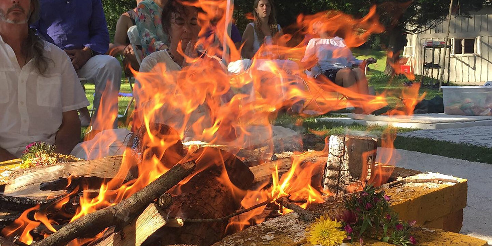 October Full Moon Yagya - For Health, Strength and Sovereignty
