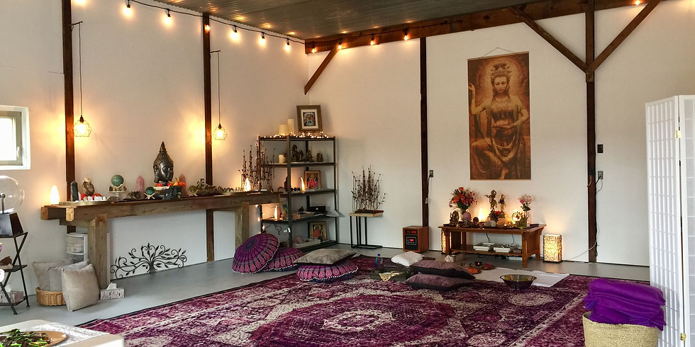Thursday Evening Meditation and Healing Circle