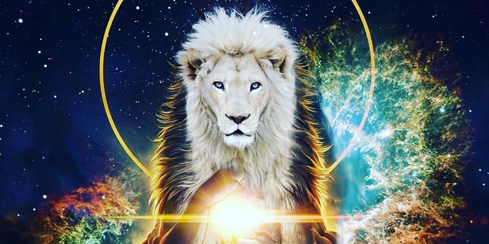 LION'S GATE Portal Activation - Full Moon Yagya for Ascension