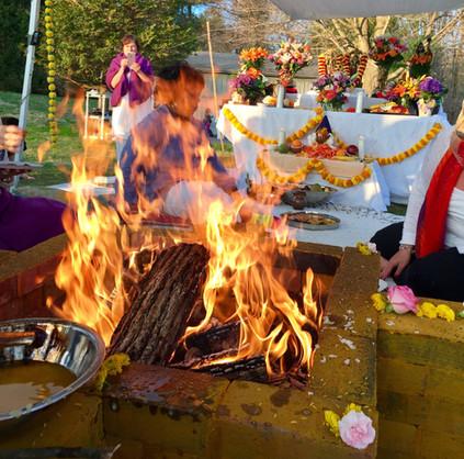 Fire Ceremonies