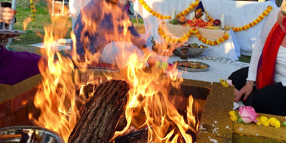 SUMMER SOLSTICE - Yagya for Healing, Expansion and Freedom