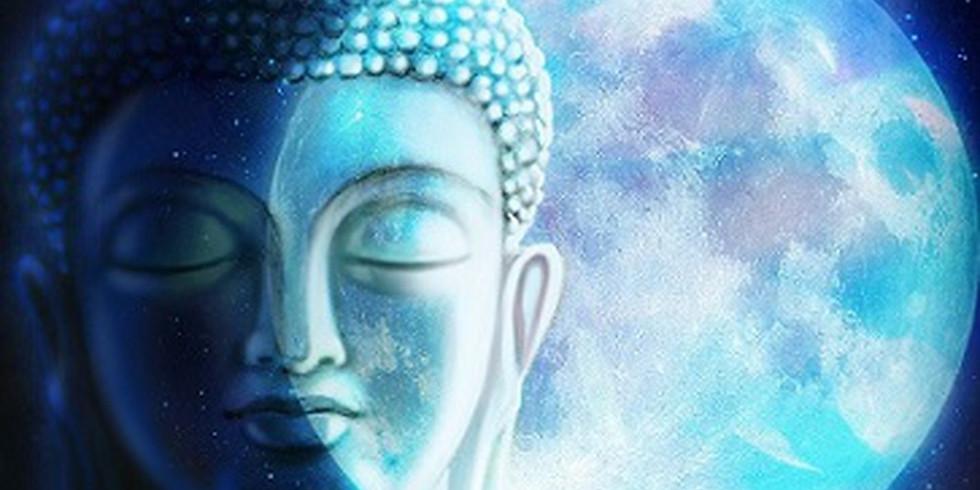 REMOTE: Full Moon Lunar Eclipse - Guru Purnima Yagya