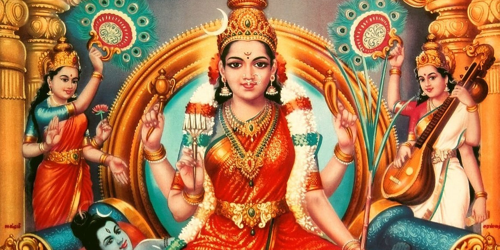 Special Yagya for Transforming Difficulties to Goddess, Sri Tripurabhairfavi Devi
