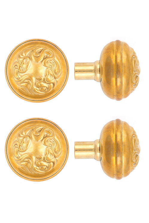 Avalon Doorknobs #0101.USXXX