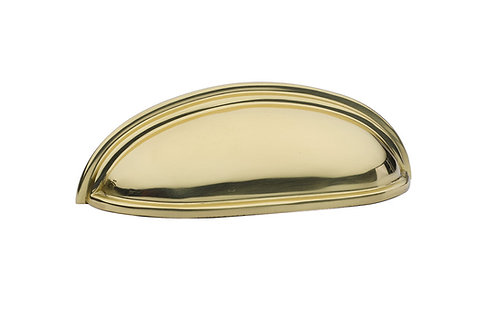 Classic Solid Brass Bin Pulls