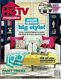Charleston Hardware Co. in HGTV Magazine