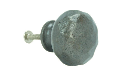 Iron Hammered Knob #88715.USXX
