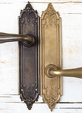 Charleston Hardware Co. Bronze Neoclassical Pattern Hardware