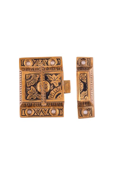 Oriental Cabinet Latch #1390.USXXX