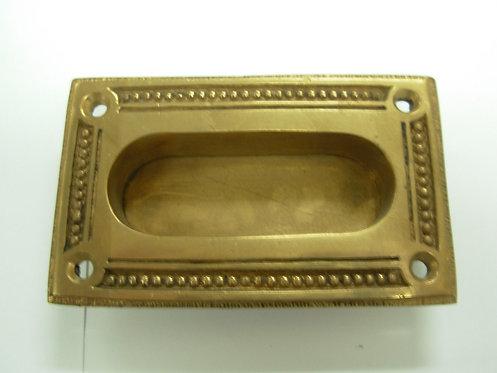 Rectangular beaded bronze window lift 3902.USXX