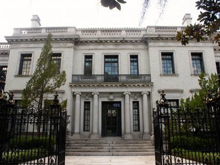 One of Savannah's finest mansions