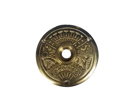 """Oriental 3"""" Brass Rosette #1300"""