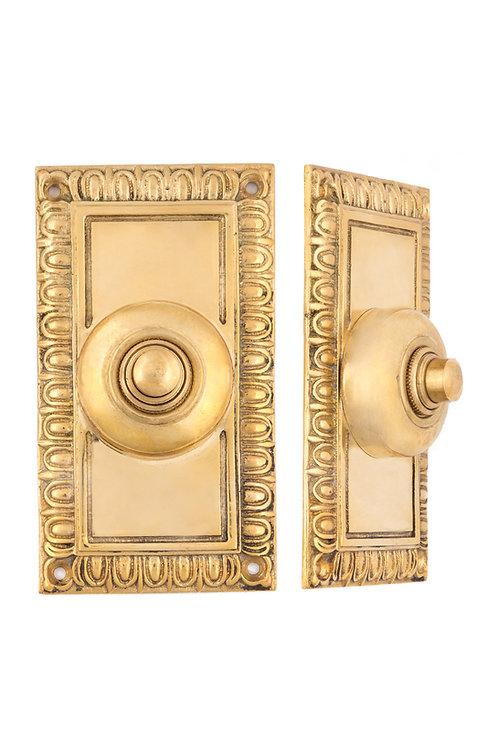 Egg & Dart Doorbell Button #0827.USXXX