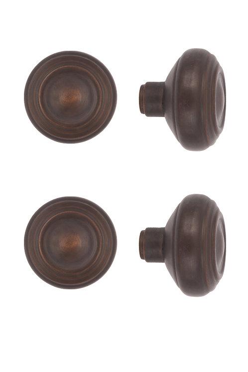 Mission Doorknobs #1001.USXXX