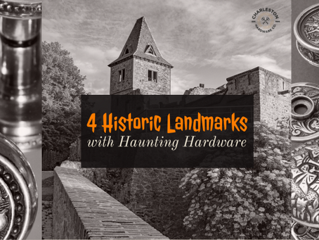 4 Historic Landmarks with Haunting Hardware