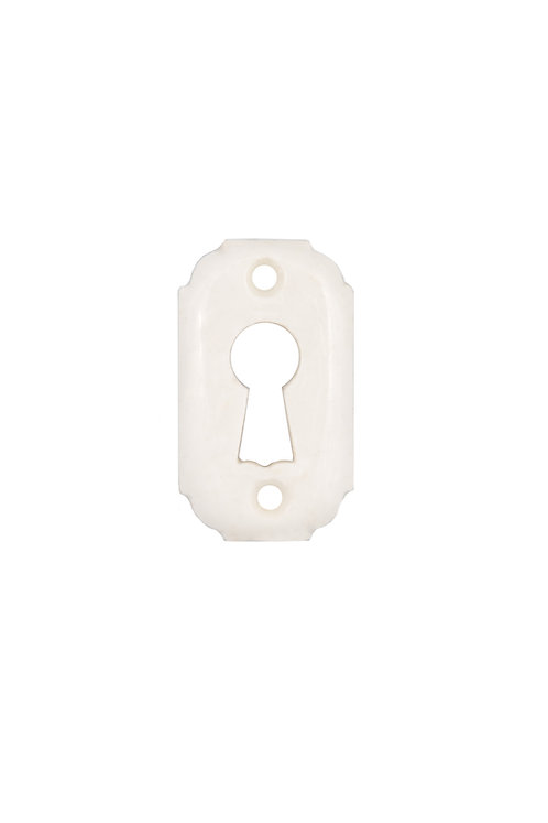 Ceramic Escutcheon #2621.USCW