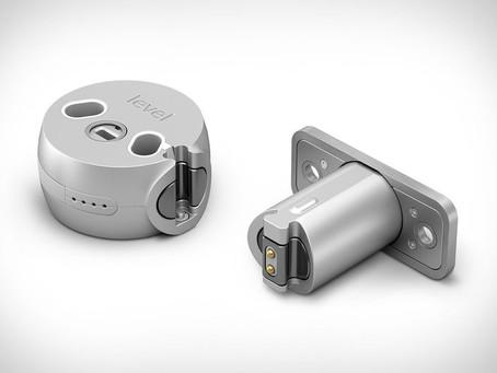 New Arrival: Hidden Smart Deadbolt Lock