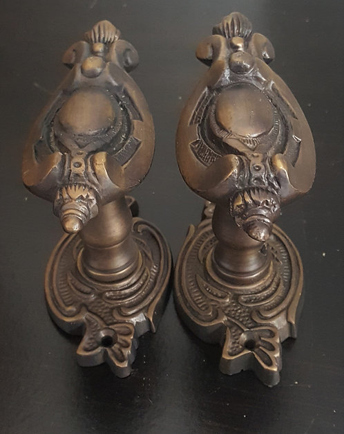 French Doorknob and Rosette Sets #9007.US7