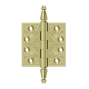 "3 1/2"" , 4"" , 4 1/2"" Decorative Hinges DSBP.xx pair"