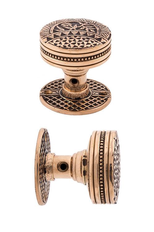 Bamboo Doorknob & Rosette Sets #511X.USXXX