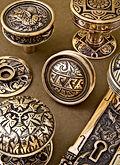 Charleston Hardware Co. Fine Bronze Pattern Hardware
