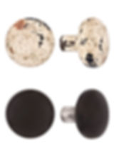 Charleston Hardware Restoration Ceramic Knobs