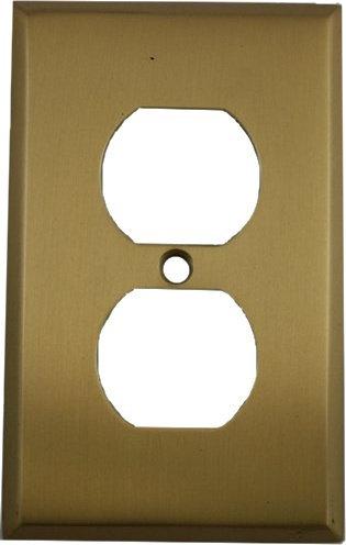 1-4 duplex outlet switch plates