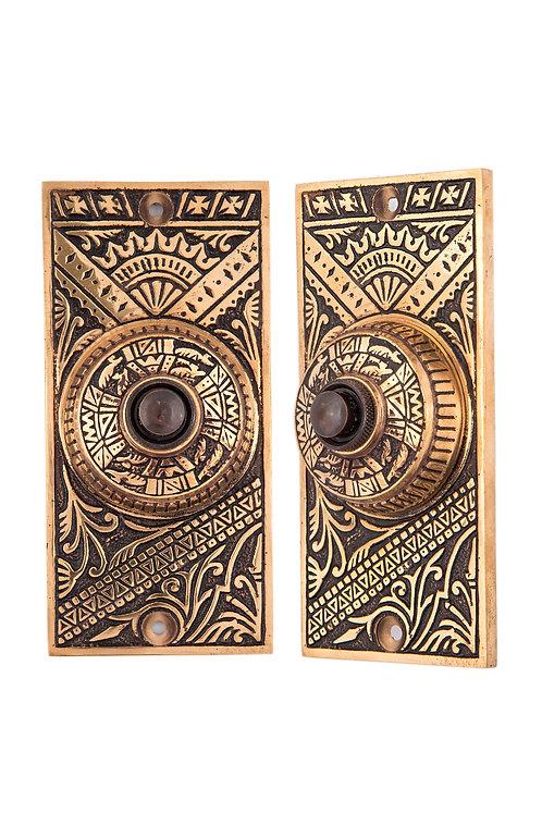 Oriental Doorbell Button #1345.USXXX