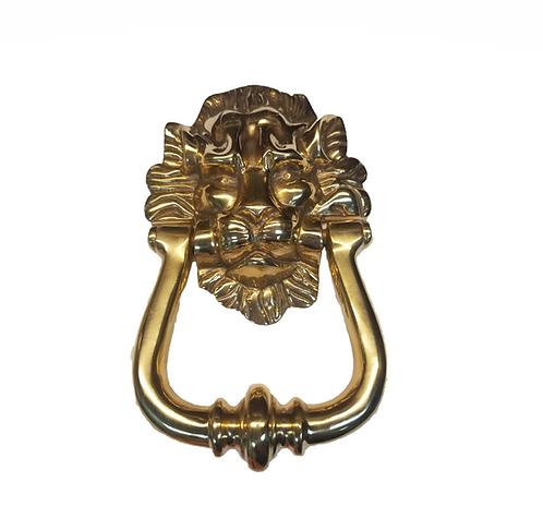 Leo Lion Doorknocker #3411.US3A