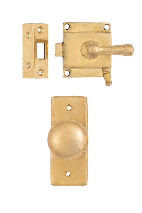 Brass Screen Door Set #2203.USXX