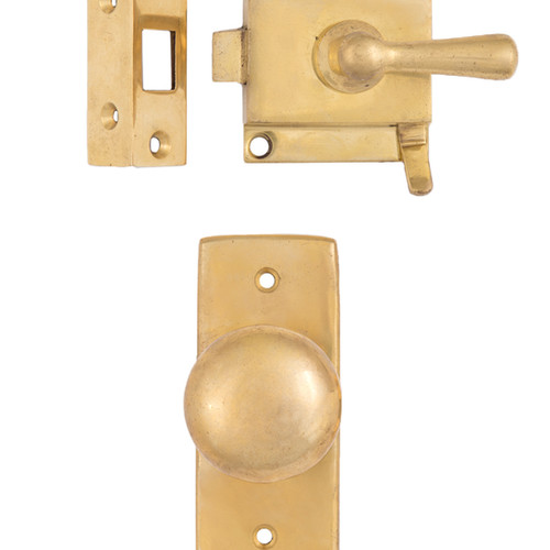 Brass Screen Door Set #2203.USXX