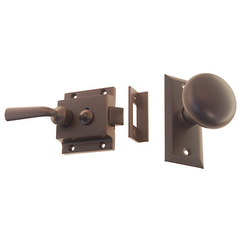 Screen Door Latch Set #8501