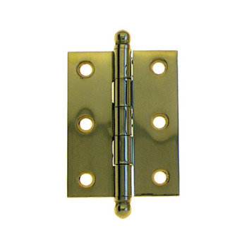 """2""""  and 2 1/2"""" solid brass hinges"""