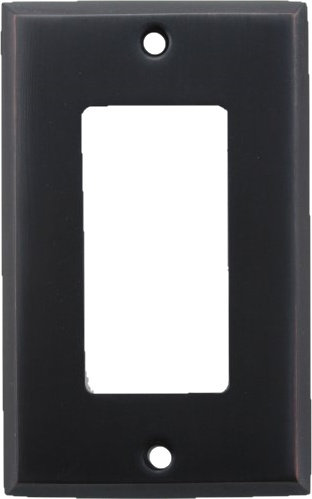 1-6 GFI outlet switch plates
