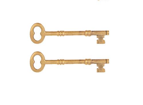 Brass Keys #6001.US3A