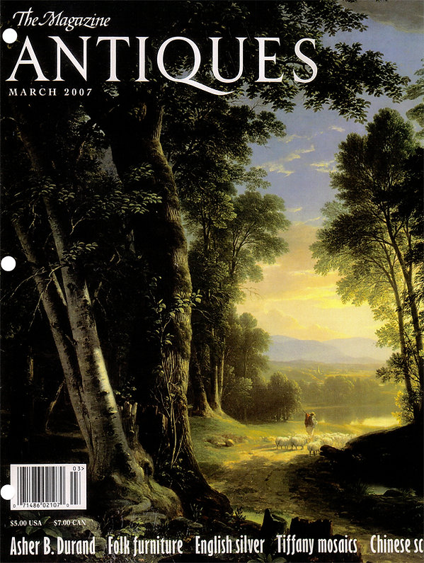 Charleston Hardware Co. in Antiques Magazine