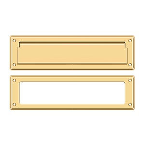Large Brass Mail Slot MS211.USXX