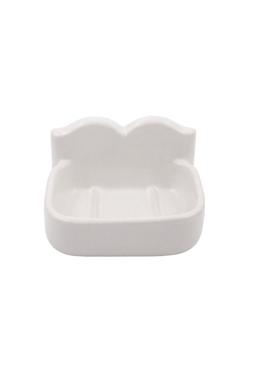 Whale Back Soap Dish #4810.USCW