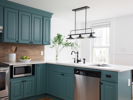 Refresh Your Kitchen Cabinets