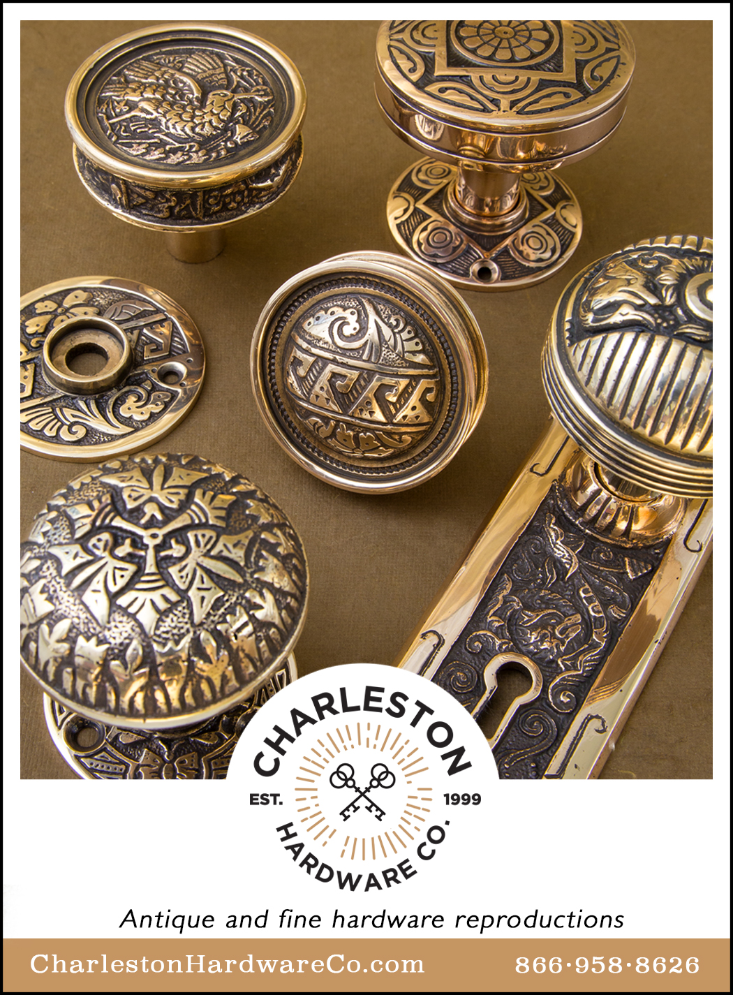 - Antique Restoration Hardware & Decorative Hardware Charleston Hardwa