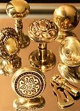 Charleston Hardware Co. Fine Brass Pattern Hardware