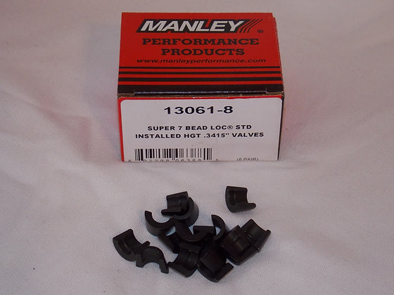 Manley S7 Degree +.050 BL Steel locks (13062-8)