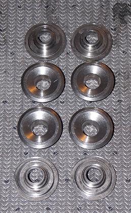 Manley 10 degree Titanium Retainers